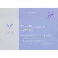Тканевые маски Nature Republic Real Comforting Mask Sheet (Фото 3)