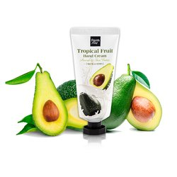 Крем для рук с авокадо и маслом ши Farm Stay Tropical Fruit Hand Cream Avocado & Shea Butter (Фото 3)