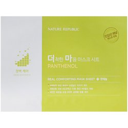 Тканевые маски Nature Republic Real Comforting Mask Sheet (Фото 2)