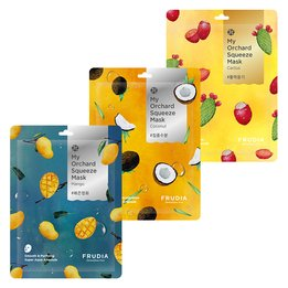 Тканинна маска FRUDIA My Orchard Squeeze Mask