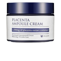 Плацентарний крем Mizon Placenta Ampoule Cream (Фото 1)