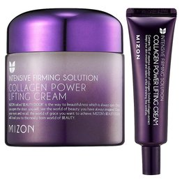 Коллагеновый крем для лица Mizon Collagen Power Lifting Cream