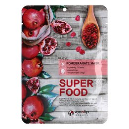 Тканинна маска з екстрактом граната EYENLIP Super Food Pomegranate Mask