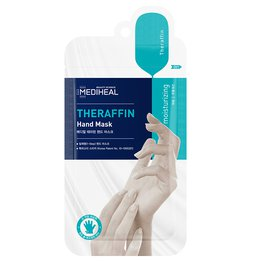 Маска для рук с парафином и керамидами MEDIHEAL Theraffin Hand Mask