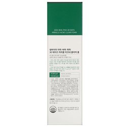 Пінка для проблемної шкіри SOME BY MI AHA BHA PHA 30 Days Miracle Acne Clear Foam (Фото 4)