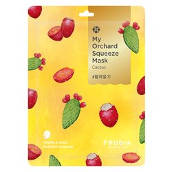Тканинна маска FRUDIA My Orchard Squeeze Mask (Фото 4)