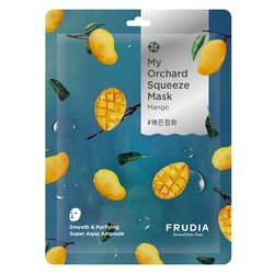 Тканинна маска FRUDIA My Orchard Squeeze Mask (Фото 3)