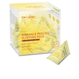 Нічна маска-пілінг Trimay Radiance Peeling Sleeping Pack