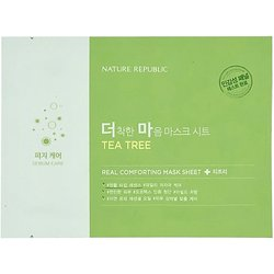Тканевые маски Nature Republic Real Comforting Mask Sheet (Фото 6)