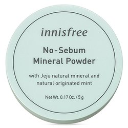 Безбарвна матуюча розсипчаста пудра Innisfree No Sebum Mineral Powder (Фото 1)
